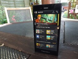 The easiest way to get Android apps on your BlackBerry Z3