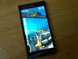 Get some free biking action with Touchgrind BMX on BlackBerry 10