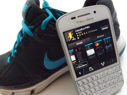 CascaRun Pro for BlackBerry 10 gets updated with a ton of enhancements and fixes