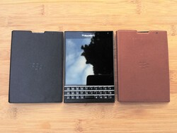 CrackBerry fan goes hands on with the Passport