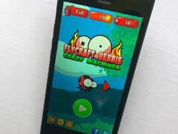 FlyCraft Herbie: Crazy Machines now available in BlackBerry World