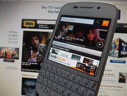 Have a movie question? Try the latest Search for IMDB from the BlackBerry Beta Zone