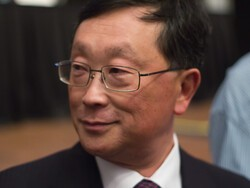 BlackBerry restructuring now 'completed'