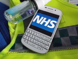 BlackBerry and BES10 within the UK's National Health Service