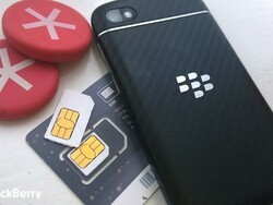 BlackBerry 10 users would like a dual SIM device