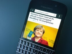 A new browsing option comes to BlackBerry 10