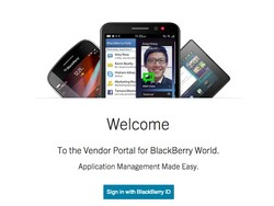 The new BlackBerry Vendor Portal is now live for developers