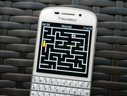 Get NeverMaze on your BlackBerry 10 device for free with this promo code