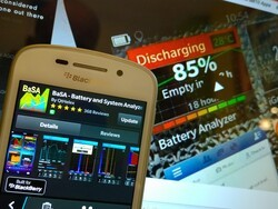 BaSA (Battery and System Analyzer) gets updated with a bunch of fixes and enhancements