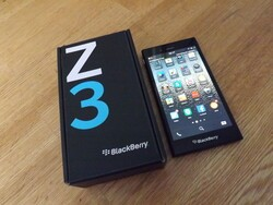 BlackBerry Z3 officially launched in Singapore