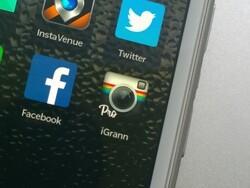 Want some full Instagram BlackBerry Hub integration? Check out iGrann Pro