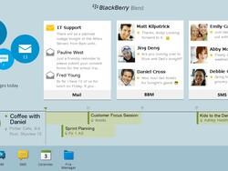 More BlackBerry Blend details leak out