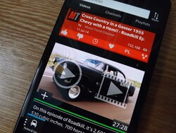 Enhancements all round with SuperTube for BlackBerry 10