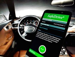SafeDrive for BlackBerry 10 update brings new features