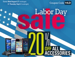 Last chance to save 20% on accessories at ShopCrackBerry!