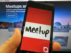Meetup App: a native app for your Meetup account