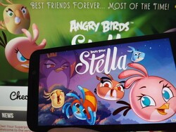 Ca-Caw! Angry Birds is back