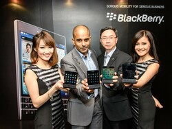 BlackBerry Passport arrives in Malaysia