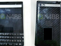 BlackBerry P'9983 'Khan' gets the blurry photo treatment