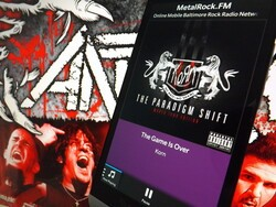 Get headbanging with MetalRock.FM on BlackBerry 10