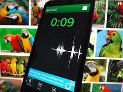 Parrot Voice Recorder gets a whopping update