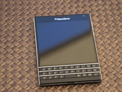 We have a winner in our BlackBerry Passport contest