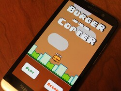 BurgerCopter goes free for Cyber Monday