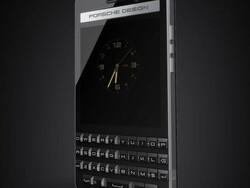 The Porsche Design BlackBerry P'9983
