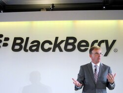 Looking back on the BlackBerry Passport event in London