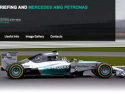 BlackBerry and Mercedes working side by side