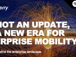 BlackBerry hosting Enterprise event on November 13th