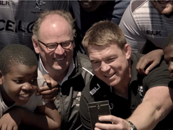 Cell C debuts awesome ad featuring the BlackBerry Passport