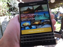 InstaVenue HD gets updated with BlackBerry Passport support