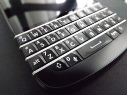 Novel writing - on a BlackBerry!