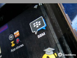 BBM v10.5.15.15 rolls out in BlackBerry World