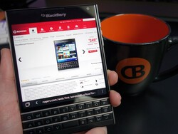 Win a BlackBerry Passport from Rogers and CrackBerry!