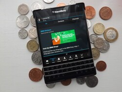 BlackBerry announce new partnerships to help monetize BBM