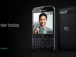 Get your BlackBerry Classic pre-orders in