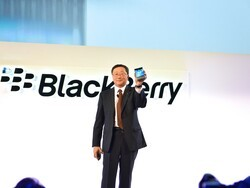 BlackBerry is cash flow positive and growing
