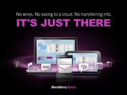 BlackBerry Blend v1.2 Beta 2 now available in the Beta Zone