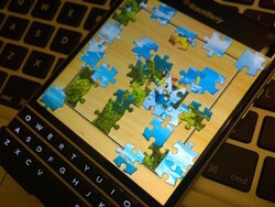 Jigsaw Puzzles Epic on your BlackBerry 10 smartphone