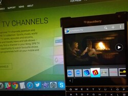 TV on the go with SPB TV - now available for BlackBerry 10