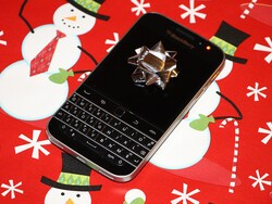 Win a BlackBerry Classic