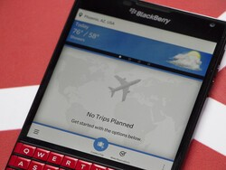 BlackBerry Travel for BlackBerry 10 updated