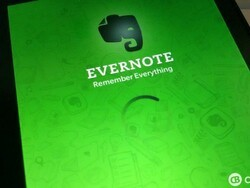 Evernote gets updated once again