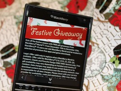BlackBerry adds more apps to their 'Festive Giveaway'