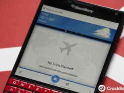 Login issues with BlackBerry Travel have now been resolved