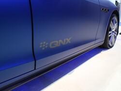 2015 QNX car at CES