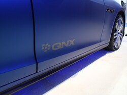 QNX is working with Ford for better phone integration