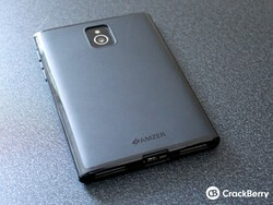 Amzer Pudding TPU case for the BlackBerry Passport